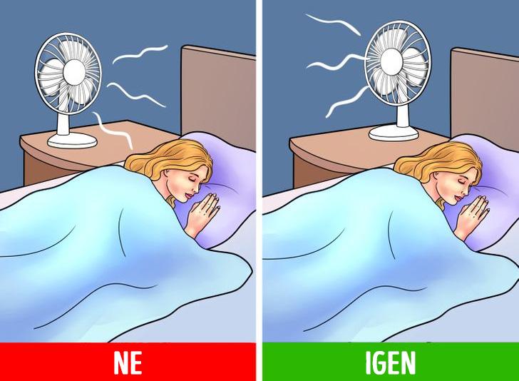 Ventilátor iránya