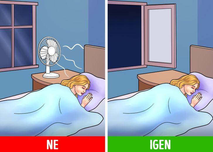 Ventilátor vagy ablak