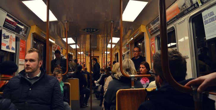 svédország tömegközlekedés