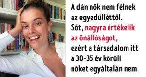 Dániai élet jellemzői