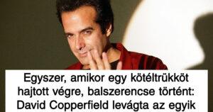 David Copperfield élete érdekességek
