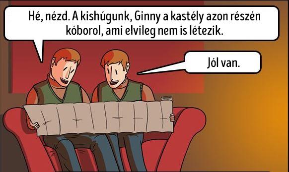 Ginny a terkepen