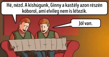 Hülye Weasley testvérek