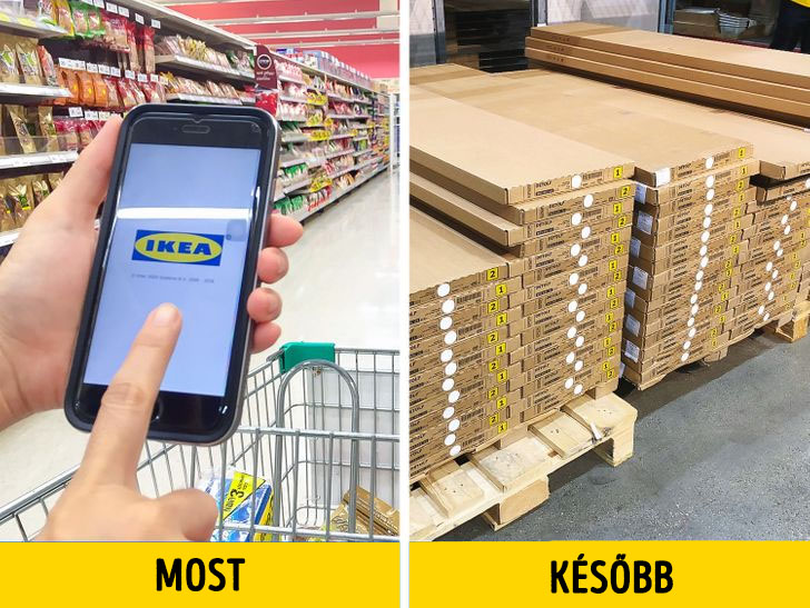 Ikea alkalmazas