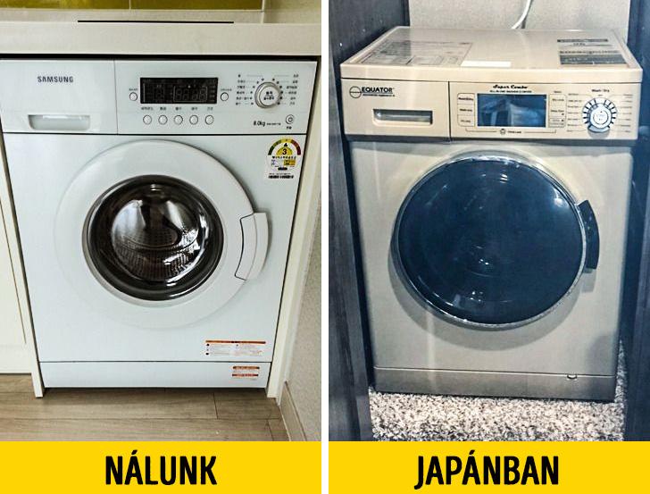 Japan mosogep es szarito