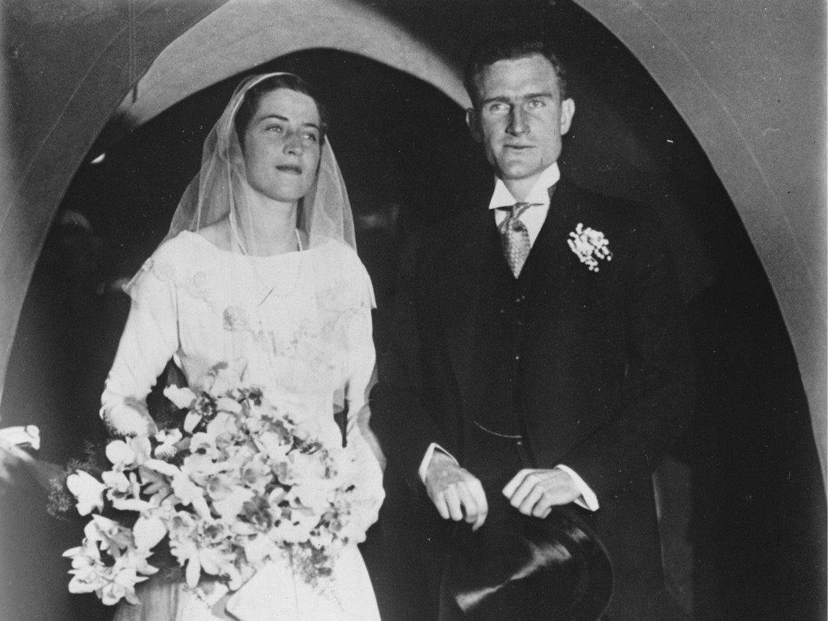 John D. Rockefeller házasság