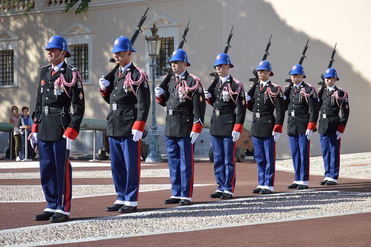Monaco hadsereg