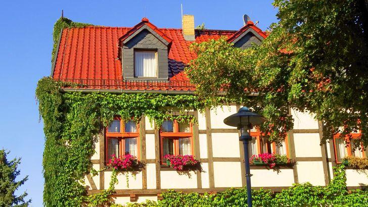 Németország építészet