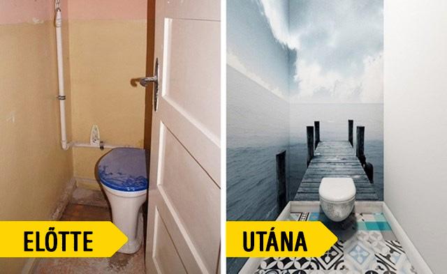 WC felujitas