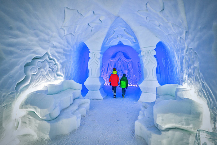 snow maze snowlandia zakopane poland 5 5def91b0f3ce6 700