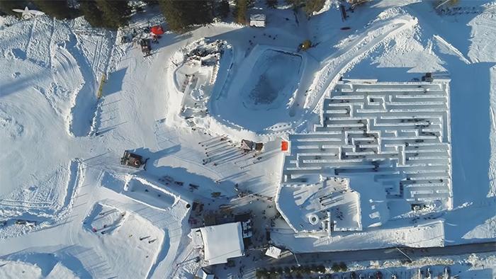 snow maze snowlandia zakopane poland 5def9f1a36e23 700