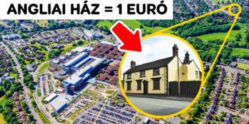1 eurós házak