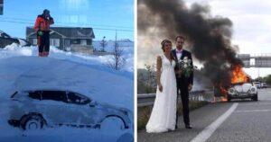 Autós katasztrófák