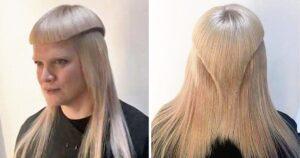 Furcsa frizurájú emberek