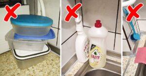 Kényelmetlen konyhai dolgok
