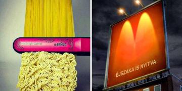 Kreatív reklámhirdetések