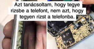 Modern technikai failok