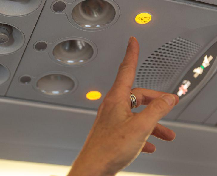 Stewardess szabályok