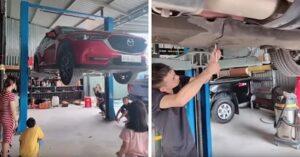 Vietnami autoszerviz