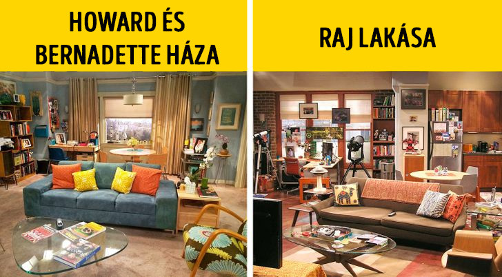 Hasonló lakások és házak