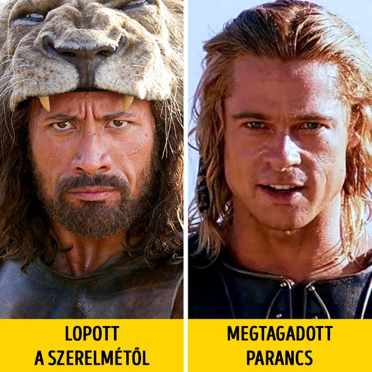 Hercules és Achilles