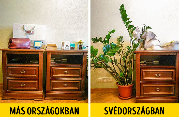 Svédország bútorok