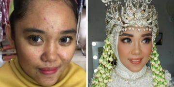 Ázsiai menyasszonyok sminkje