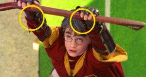 Harry Potter bakik