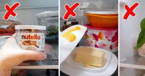 Hűtőszekrény ételek