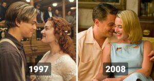 Romantikus színészpárok