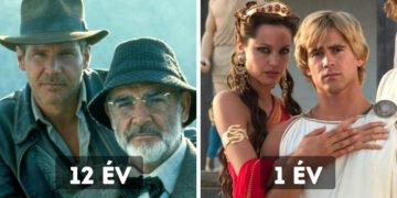 Színészek közötti korkülönbség