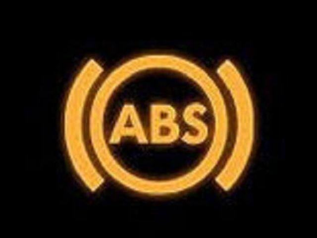 ABS jelzes