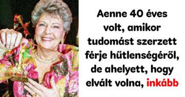 Aenne Burda élete