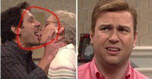 Csókolózás teszt