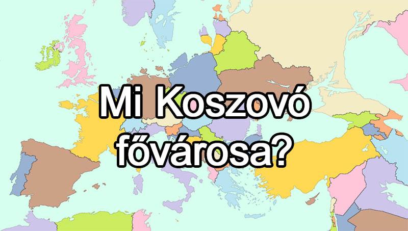 Koszovo