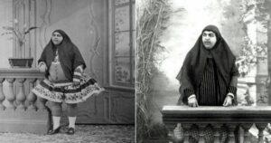 Női szépségideál perzsia