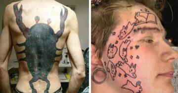 Tetoválási failok