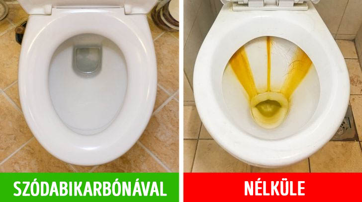 WC es szodabikarbona