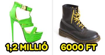 Luxus cipő kvíz