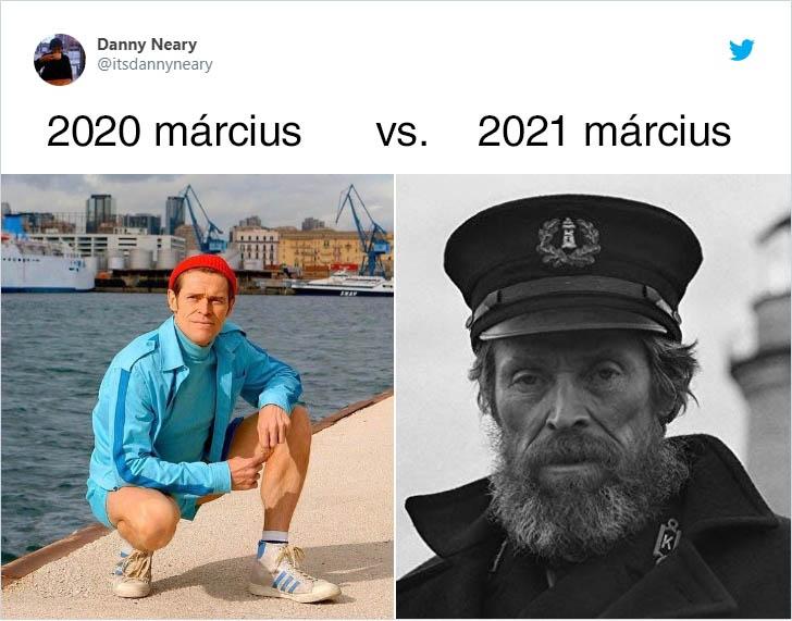 Március kapitány