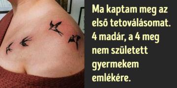 Mély jelentésű tetoválások