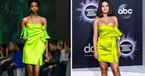 Modellek és sztárok ruhák