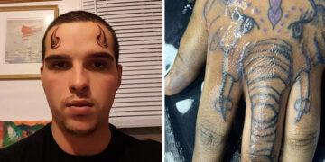 Tetoválás failok