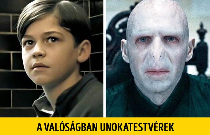 Voldemort unokatestvere