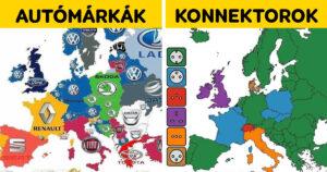 Érdekes térkép