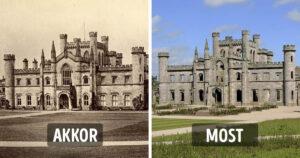 Elhagyatott épületek képek