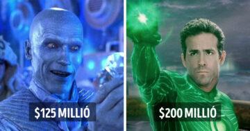 Legrosszabb nagy költségvetésű filmek