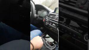 3asba tett BMW 150kmh