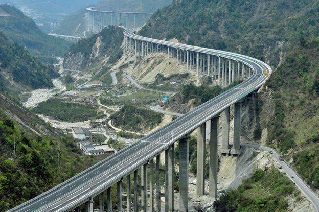 Danyang Kunshan viadukt