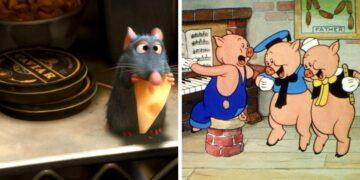 Disney és Pixar Easter Eggek